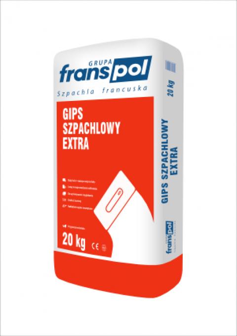 Gips Szpachlowy Extra